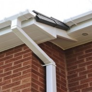 UPVC guttering in sheffield